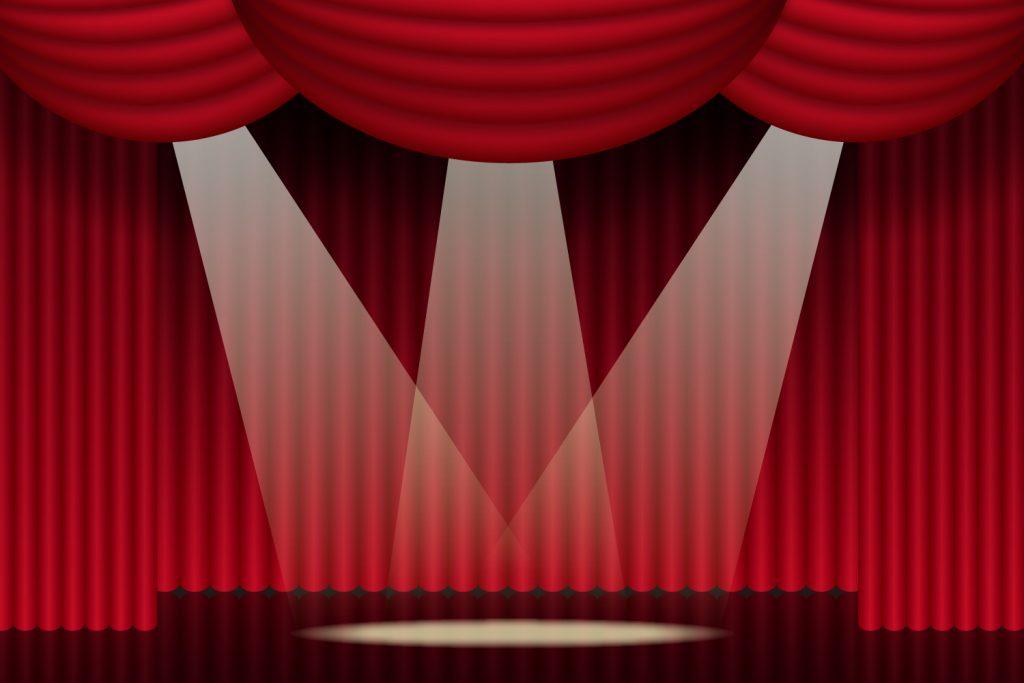 発表会 ステージ