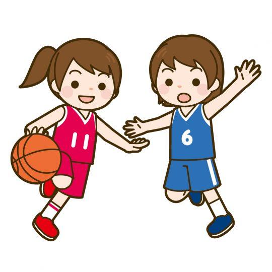 球技大会 バスケットボール