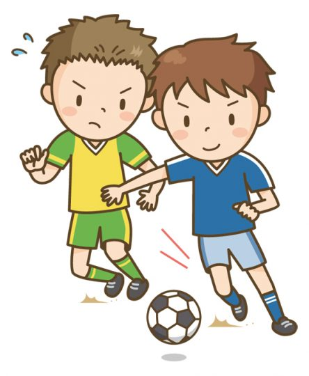 球技大会 サッカー