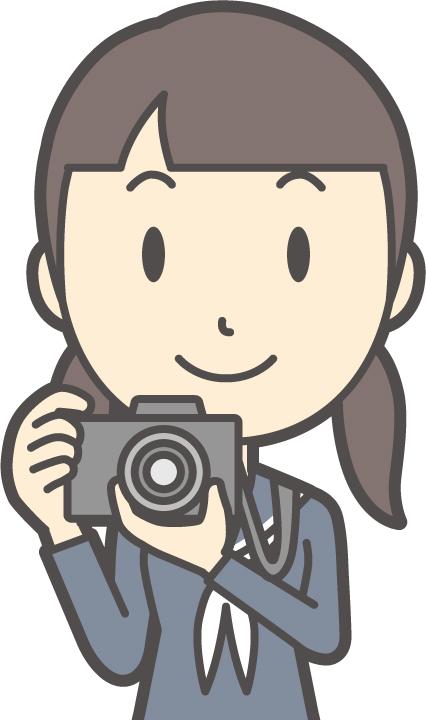 学生カメラマン