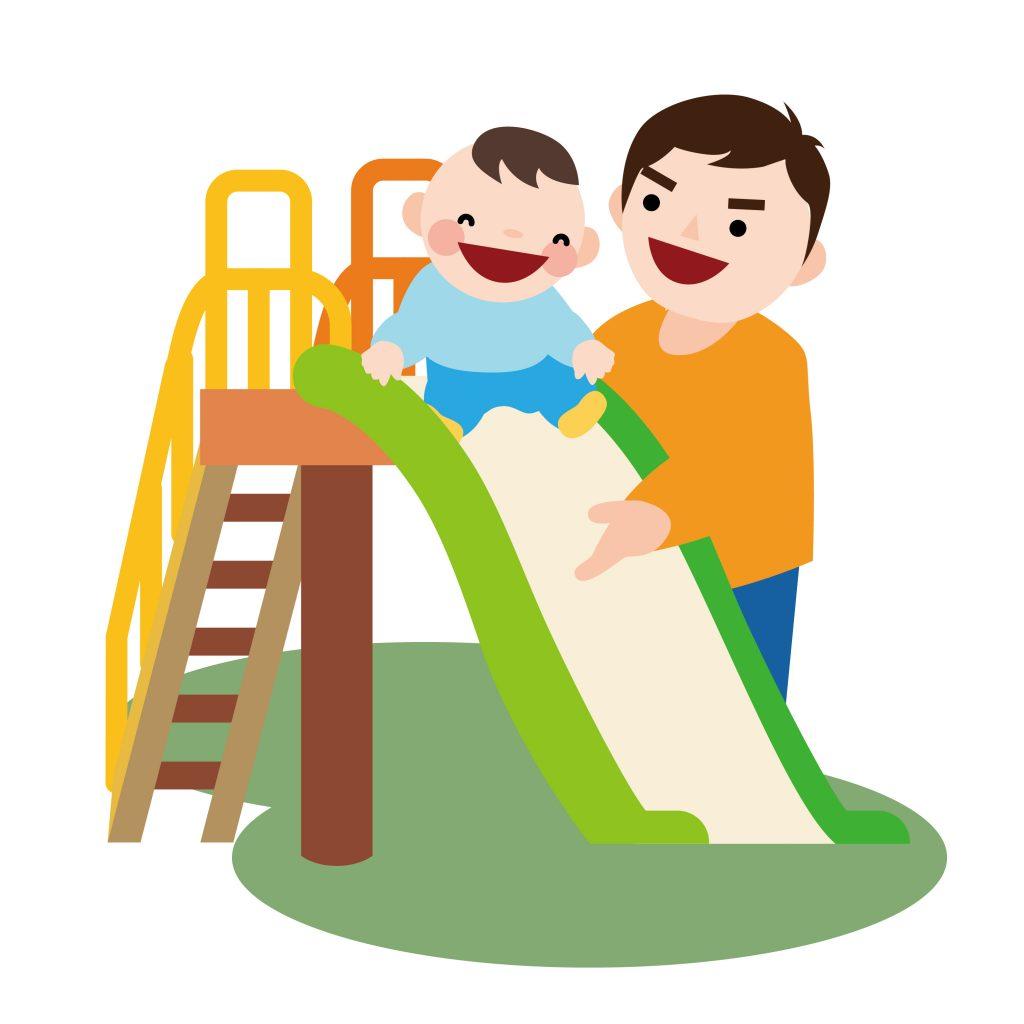 親子で遊ぶ