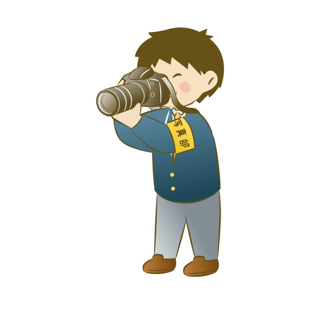 写真部の生徒