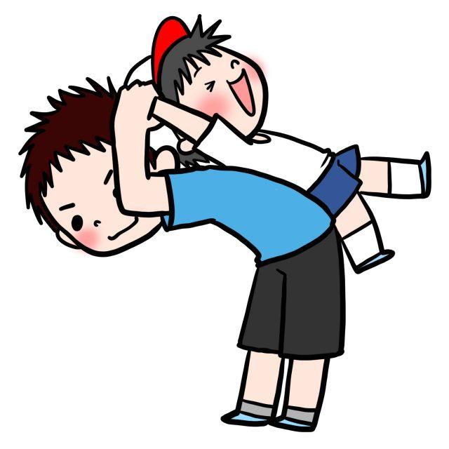 運動会 親子競技